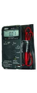 Pocket Auto Range Multimeter (HP4203A)