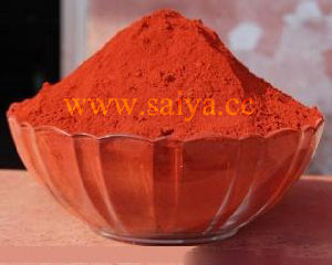 Iron Oxide Red.