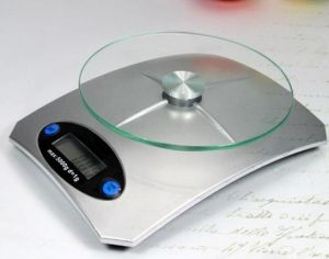 5kg Precision Electronic Kitchen Scale for Food Ks-4