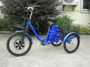 Hot Selling Three Wheels Electric Tricycle pictures & photos