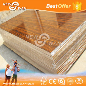 Interior Decorative UV MDF Board with Mr / E1 / E2 Glue pictures & photos