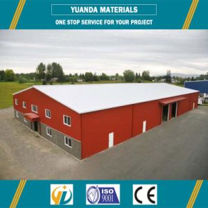 High Quality and Lowest Price Steel Structure Warehouse & Workshop pictures & photos