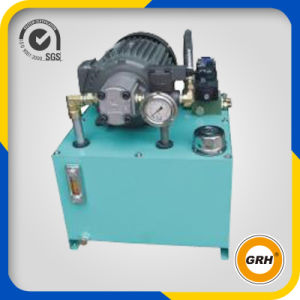 Van Truck 220V AC Horizontal Hydraulic Power Unit pictures & photos