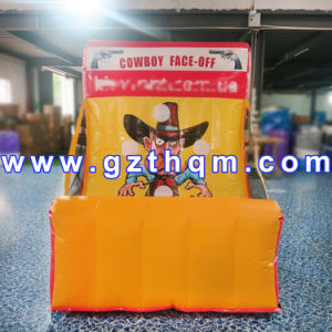 Custom Inflatable Soccer Carnival Game, Factory Price Inflatable Sport Game pictures & photos