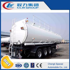 Good Quality Carbon Steel/ Alloy Tank Trailer for Sale pictures & photos