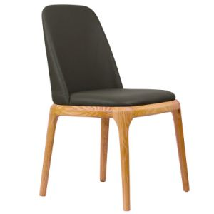 Modern Restaurant Furniture Wood Dining Chair (C007)