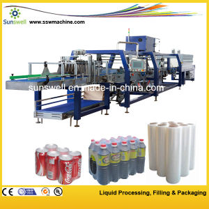 Semi Automatic Film Heat Shrink Packaging Machine pictures & photos