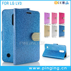 Flip PU Leather Case for LG Aristo LV3 Boost Mobile pictures & photos