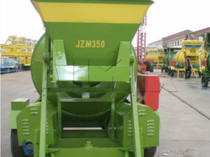 Environment Friendly Positive Mixing Concrete Mixer Jzm350 pictures & photos