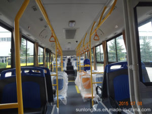 Low Floor Luxury City Bus 12m 41-60 Seats (SLK6129AU) pictures & photos