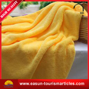 Korean Blanket Prices Microfiber Blanket Golden Blanket pictures & photos