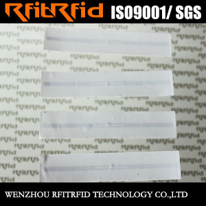 UHF Programmable Temper Proof RFID Security Sticker for Goods