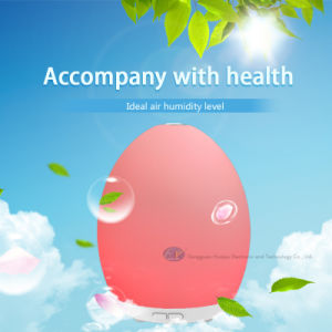 Ultra-Quiet Aroma Diffuser with LED Changing Lights (GL-1013-A-002) pictures & photos