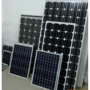 Monocrystalline 265W up Solar Panel with Lowest Price From China pictures & photos