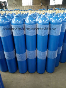 Industrial Grade Steel Cylinder with Argon Gas-ISO9809 pictures & photos