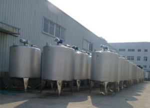 Fermenter Fermentation Tank Storage Tank Mixing Tank Holding Tank pictures & photos