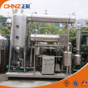 China Suppliers Stainless Steel Vacuum Mini Extract Herbal Concentration Unit