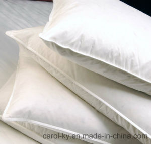 1000g 50% Duck Down Feather Wahsable Pillow