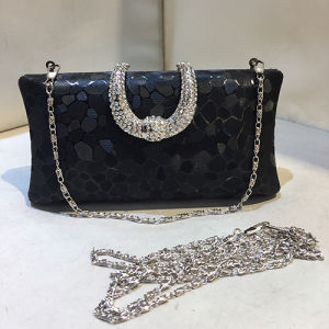 Classical crystal Beaded Evening Handbags Clutch Wedding Bag Ladies Purse Eb769 pictures & photos