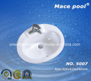 Good Quality Hand Wash Basin for American (5007) pictures & photos