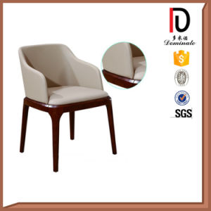 Nice Timber Grain Legs Restaurant Chair Sofa Chair (BR-W003) pictures & photos