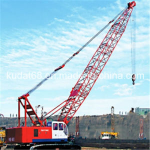 55tons Hydraulic Crawler Crane (QUY55) pictures & photos