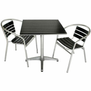 Patio Cafe Dining Set (Pwc-351) pictures & photos