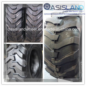Backhoe Tire (10.5/80-18 12.5/80-18 16.9-28) R4 Pattern for Industrial Tractor pictures & photos