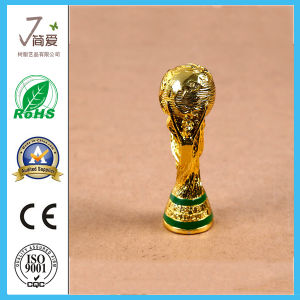 Polyresin Custom Football World Cup Trophy pictures & photos