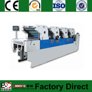 Zx447 Four Color Offset Printing Machine pictures & photos