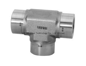 Hydraulic Stainless Steel Tee Weld Fittings