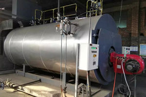 Natural Gas&Oil Fired Steam Boiler
