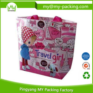 Recycle Promotion Matt Laminated Non Woven PP Shopping Bag pictures & photos