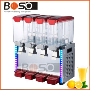 Boso Brand 4*10L Drink Dispenser for Hotel Bar School