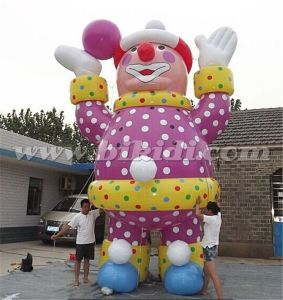 Giant Funny Clown Helium Balloon, Smile Clown Helium Balloon K7153 pictures & photos