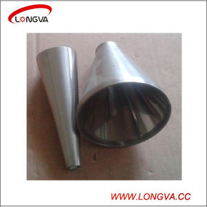 304 Stainless Steel Sanitary Pipe Fitting Reducer pictures & photos