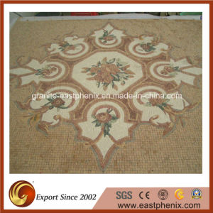 Natural Beige Mosaic Pattern Tile for Flooring/Wall Tile