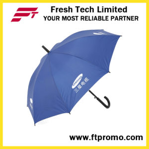 23*8k Auto Open Umbrella with Screen Print pictures & photos