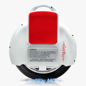 OEM ISO High Quality White Electric Unicycle Scooters with CE RoHS