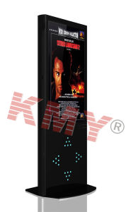 Double Sided LCD Display Advertising Player, Digital Signage Kiosk Solution pictures & photos