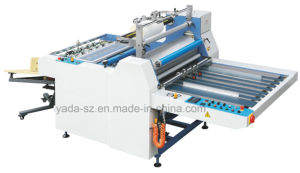 Semi-Atuo Laminator Sfml-720A pictures & photos