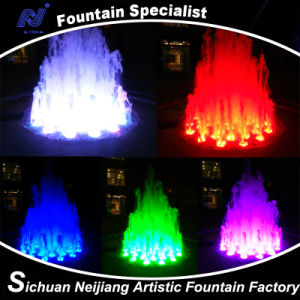 Shopping Mall Jumping Jet Water Fountain, Mini Fountain