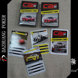 Customized South Africa Car Trump Game Cards
