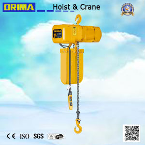 1ton Japan Electric Chain Hoist with Electric Trolley (BMER01-01S) pictures & photos