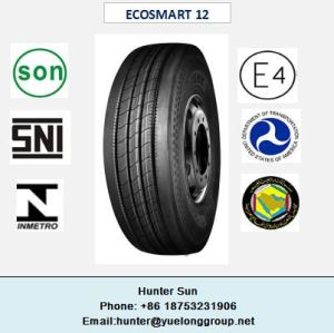 Ilink Brand Truck & Bus Radial Tyres 255/70r22.5 Ecosmart 12 pictures & photos