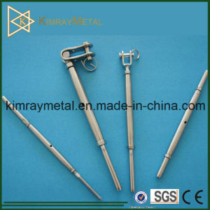 Stainless Steel Turnbuckle with Toggle and Swage Terminal