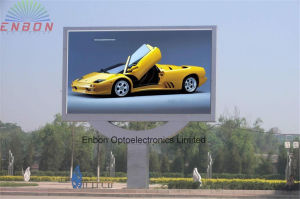 Full Color P6 Outdoor LED Display Board for Permanent Installation pictures & photos