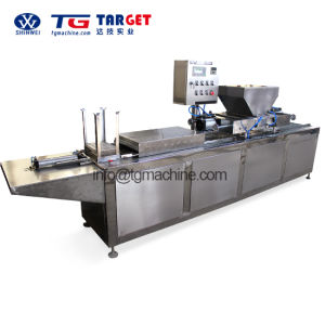 Made in China Best After Service Chocolate Enrobing and Depositing Making Line pictures & photos