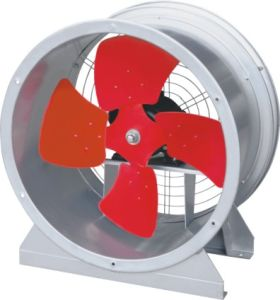 AC Industrial Axial Exhaust Blower Ventilation Fan