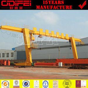 Odifei Supply Single Girder Gantry Crane Design Calculations